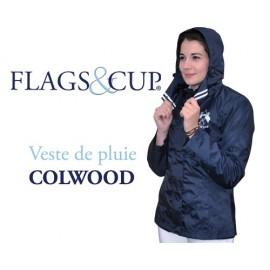Veste de Pluie Flags&Cup