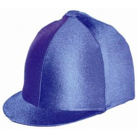 Toque de cross lycra bleu royal
