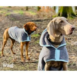 Couverture séchante chien