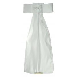 Cravate Regency III avec crystaux oblong