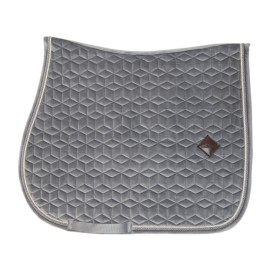 Tapis CSO Basic Velours Kentucky - Gris