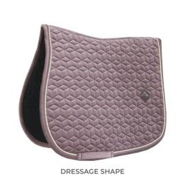 PRECOMMANDE - Kentucky Horsewear Tapis Dressage Velvet - Palme