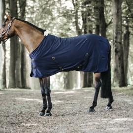 Kentucky Horsewear - Couverture d'Ecurie Coton - Bleu