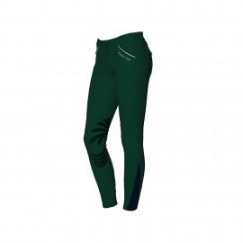 Pantalon Cayenne Flags&Cup - Vert Sapin